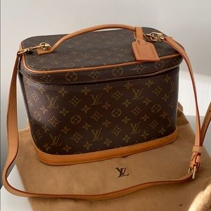 Louis Vuitton Travel Vanity